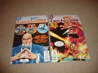 SUPERMAN'S NEMESIS: LEX LUTHOR- ISSUES 1-2 (OF 4)