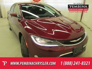 2016 Chrysler 200 Limited *REMOTE START, BLUETOOTH, LOW KMS*