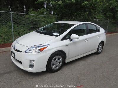 2010 Toyota Prius Hybrid 4-Door Passenger Sedan Car 1.8L CVT A/C Keyless bidadoo