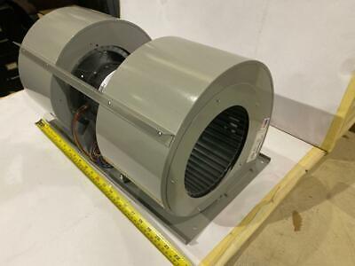 Kooltronic Dual Blower Fan K2db80-80-105-4 230vac 12hp 16002 Rpm  New