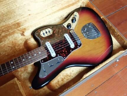 2003 Fender Jaguar American Vintage Reissue AVRI 62