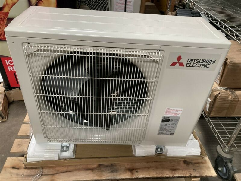 New Mitsubishi Electric Mini Split PUY-A12NKA7 (outdoor unit only)