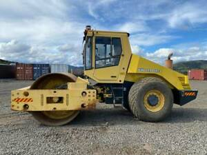 Used 2000 Bomag BW 219 DH-3  Smooth Drum Roller Bridgewater Brighton Area Preview