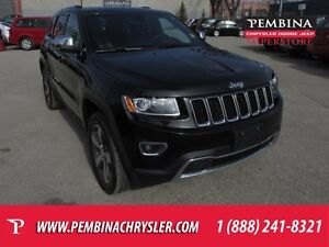 2016 Jeep Grand Cherokee Limited *BLUETOOTH, REMOTE START, REAR