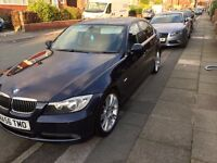 "Bmw 325i with 18"" m-sport alloys / full m-sport leather"