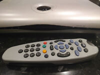 Sky (Pace) Freesat Decoder with remote.