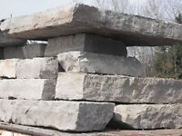 ARMOUR STONE, ARMOR STONE, RETAINING WALL, ROCK, STONE, WALLS