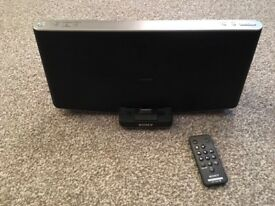 Sony X series RDP-X200iP speaker dock with bluetooth