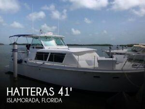 Ebay Boats Florida >> Hatteras Boat Ebay