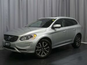 2017 Volvo XC60 T5 Special Edition Premier Local Trade With Low