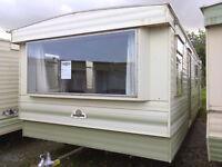 Static Caravan 28 x 10 ft 2 Bedroom Caravan