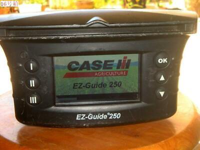 Trimble Ez-guide 250 Gps Lightbar Guidance System W Gps Antenna