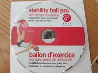 Stability Ball Pro Training DVD