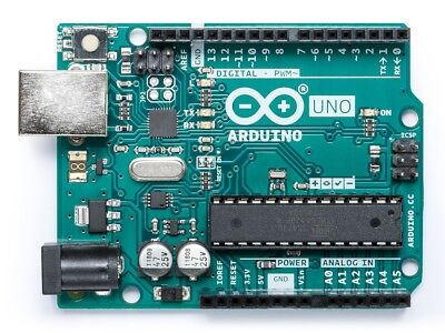 New - Genuine Arduino Uno R3 - Authorized Us Reseller