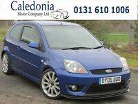 FORD FIESTA ST 2.0 3DR HALF LEATHER (blue) 2005