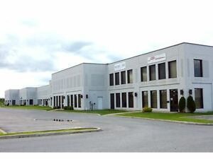 Industriel à louer | Industrial for Lease : Vaudreuil-Dorion