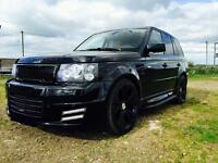 2006 Range Rover Sport LHD