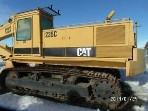 "235C CAT HOE WITH 36"" CUTTING BUCKET AT www.knullent.com Edmonton Area image 6"