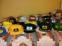 Selling 15 Never Worn Vintage Farming Hats