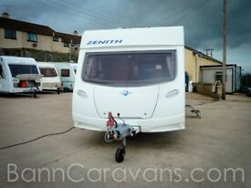 (Ref: 847) 2010 Model Lunar Zenith Five 5 Berth