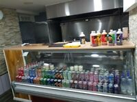 TAKEAWAY FOR RENT- FANTASTIC BUSINESS OPPORTUNITY DO NOT MISS OUT!!