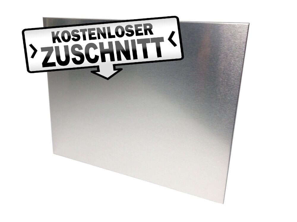 Alublech Edelstahlblech Stahlblech 1-5mm Zuschnitt Blechstreifen Platte Tafel VA