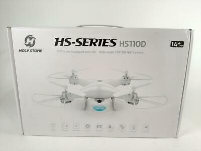 Drone with Camera, DEERC HS110D Drone for Beginners