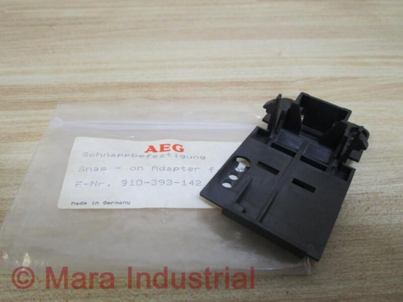 AEG Industrial Engineering 910393142 Overload Relay Bracket