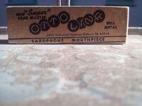 Otto Link OLM-401-5S Super Tone Master Metal Soprano Sax Mouthpiece