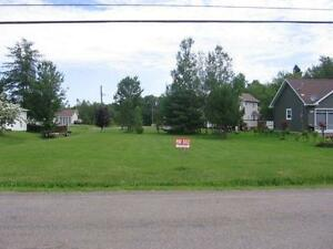 Building lots for sale (20 minutes from Moncton city limits)