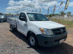 2008 Toyota Hilux Workmate Manual 4x2 MY08
