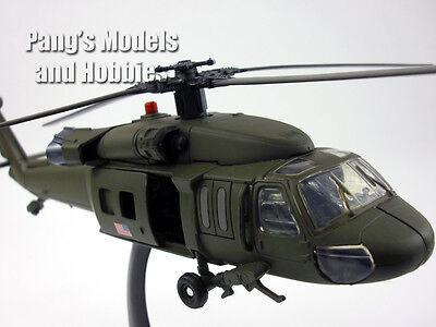 Sikorsky UH-60 Black Hawk (Blackhawk) 1/60 Scale Diecast Helicopter Model for sale  Chicago