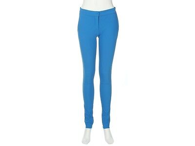 STELLA MCCARTNEY Electric Blue Cigarette Pants, Size 36 6 ~ Sleek and bright!
