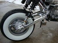 HONDA Z50 & Z50R STRETCHED SWINGARM