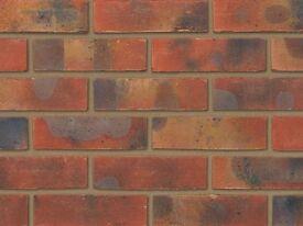 Ibstock Leicester Autumn Multi Bricks - New Packs of 500