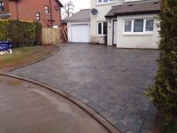 PAVING AND DRIVEWAY