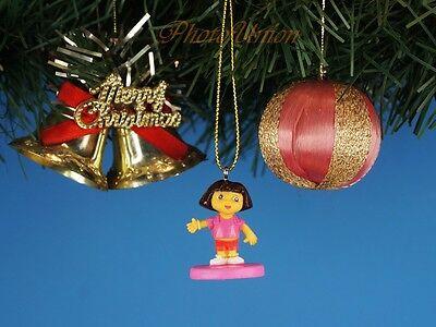 CHRISTBAUMSCHMUCK DORA THE EXPLORER Ornament Xmas Home Tree Deko K374 ()