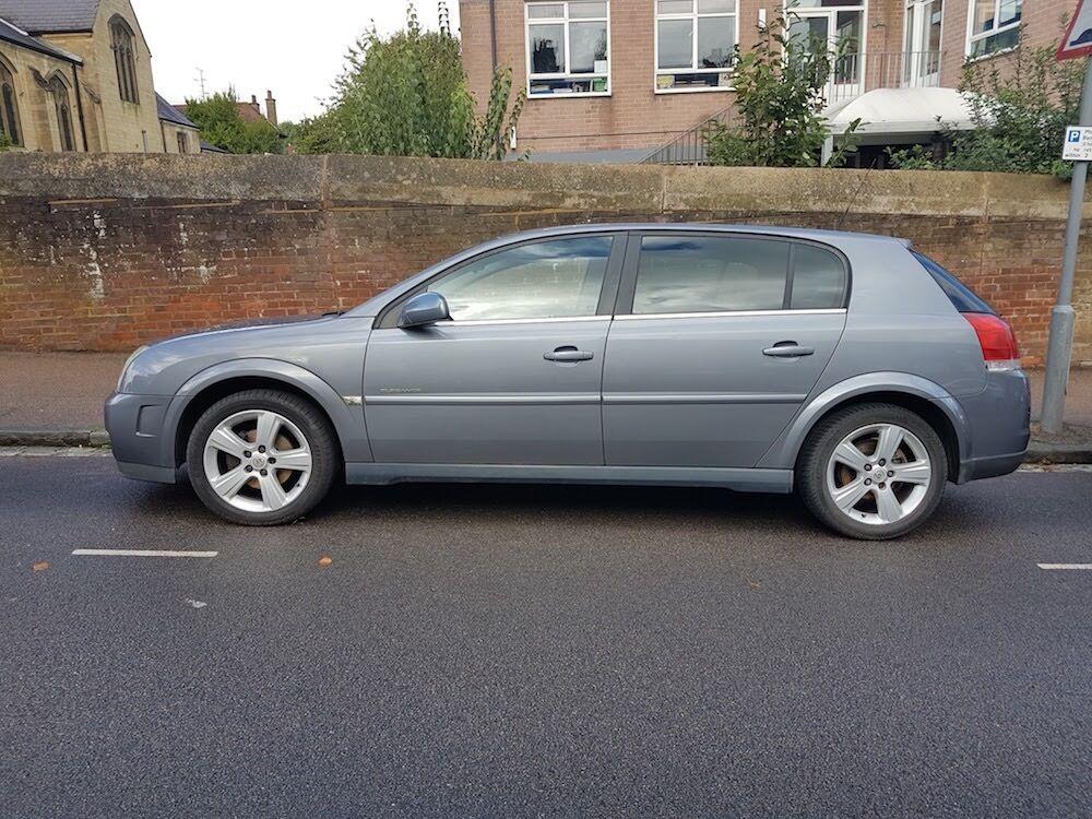 Vauxhall Signum 1.8 i 16v Elegance 5dr