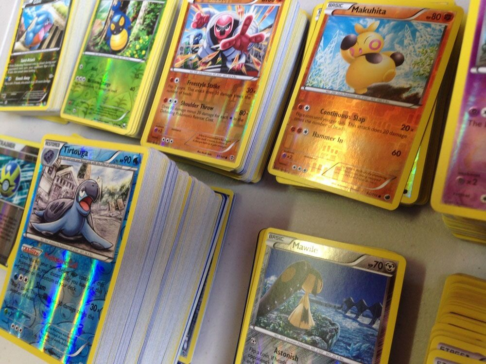Pokemon Card Lot 100 OFFICIAL TCG Cards Ultra Rare Included - GX EX MEGA + HOLOS 9
