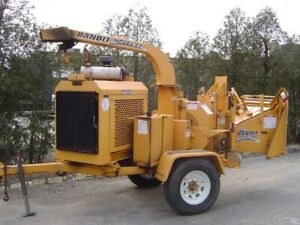 Looking for a 9 inch Brush Bandit wood chipper