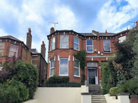 Grand 4 bed semi, Victorian home with large footprint and prominent façade overlooking Underhill Rd
