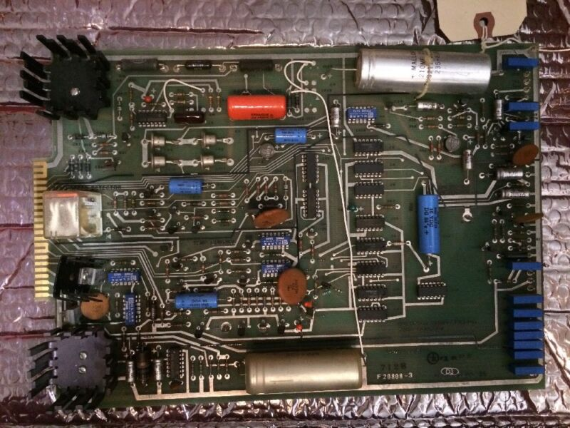 Circuit Board/Control Board For Sorvall RC 5B Centrifuge