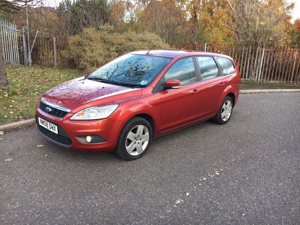 2008 Ford Focus Estate 1.8 tdci ✅LONG MOT✅DRIVE GOOD