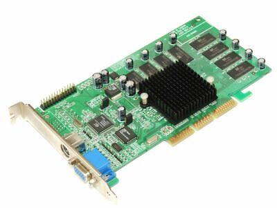 Leadtek nVidia GeForce2 64MB AGP Computer Graphics Card Grafikkarte LR LRI 2850