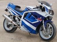 1991 Suzuki GSX-R 1100