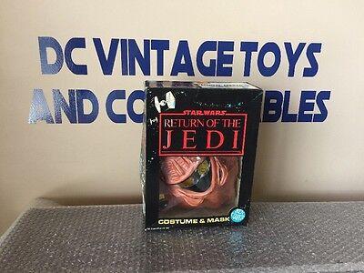 1983 Star Wars REVENGE OF THE JEDI Admiral Ackbar Ben Cooper Costume ROTJ](Admiral Ackbar Costume)