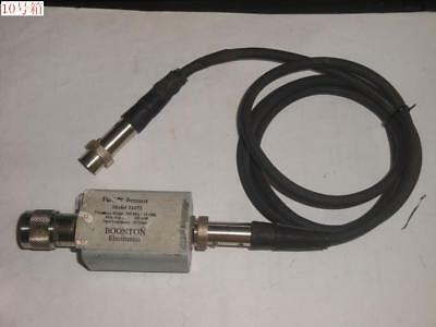 Offered As-is No Test Boonton Electronics 51075 500khz-18ghz Power Sensor