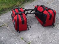 Oxford Motor Cycle Panniers