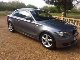 BMW 1 SERIES 118D Sport Coupe, FSH, MOT April 2018, Excellent All Round, Drives Perfect (grey) 2010