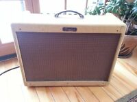 FT: Fender Blues Deluxe RI 2004 & Fender Twin Reverb RI
